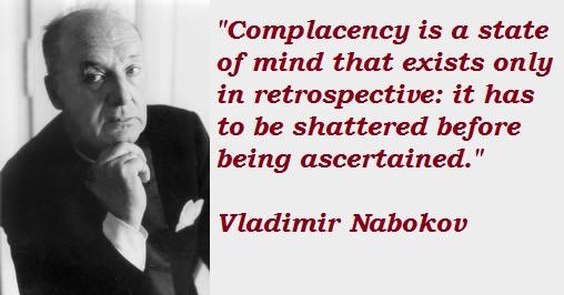 Vladimir Nabokov's quote #8