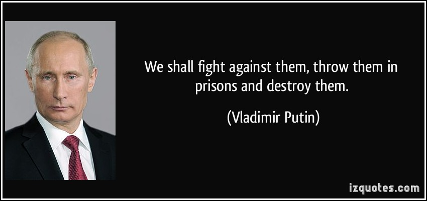 Vladimir Putin's Quotes, Famous And Not Much