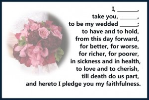 Vows quote #1