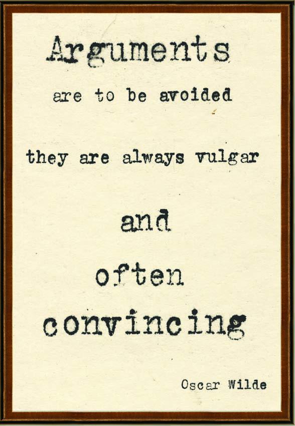 Vulgar quote #7