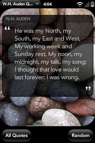 W. H. Auden's quote #6