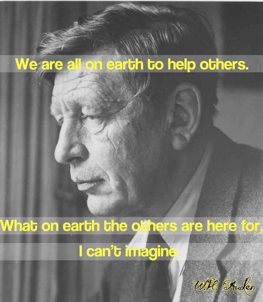 W. H. Auden's quote #5