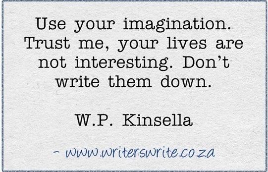 W. P. Kinsella's quote #5