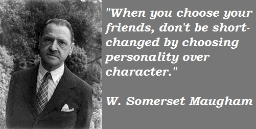 W. Somerset Maugham's quote #5