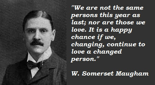 W. Somerset Maugham's quote #6
