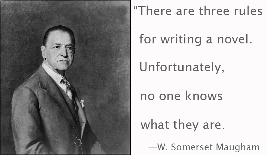W. Somerset Maugham's quote #8