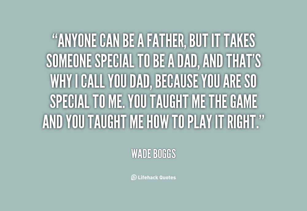 Wade Boggs's quote #3