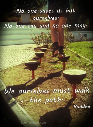Walk quote #5