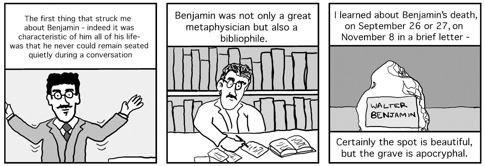 Walter Benjamin's quote #6