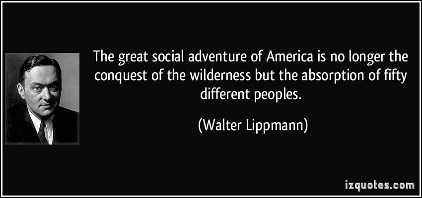 Walter Lippmann's quote #5