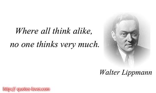 Walter Lippmann's quote #4