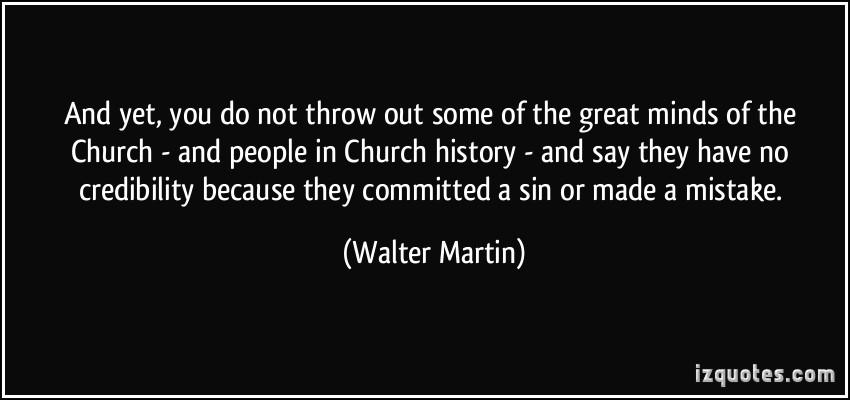 Walter Martin's quote #6