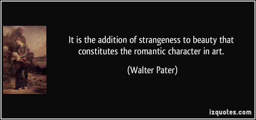 Walter Pater's quote #2