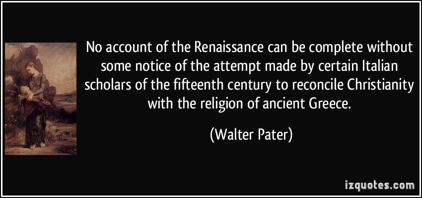 Walter Pater's quote #3