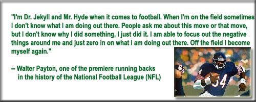 Walter Payton's quote #2