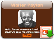 Walter Payton's quote #7