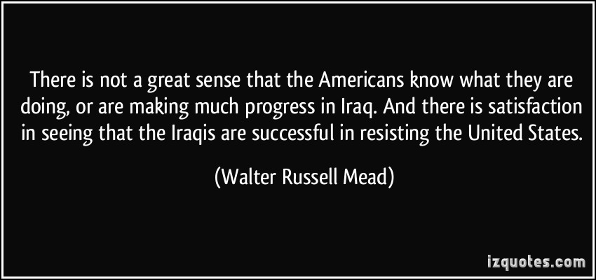 Walter Russell Mead's quote #2