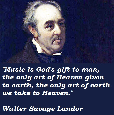 Walter Savage Landor's quote #4