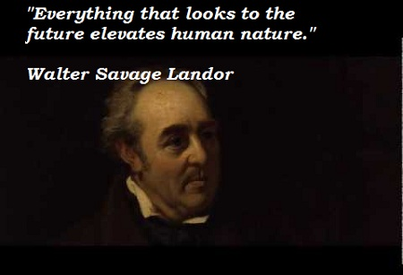 Walter Savage Landor's quote #1