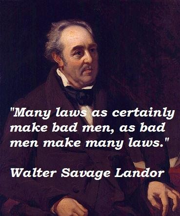 Walter Savage Landor's quote #7