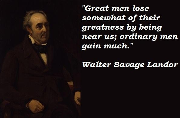Walter Savage Landor's quote #2