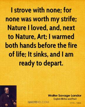 Walter Savage Landor's quote #3