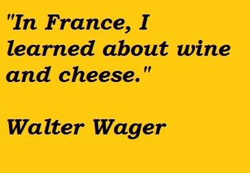 Walter Wager's quote #1
