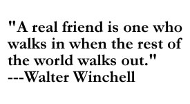 Walter Winchell's quote #3