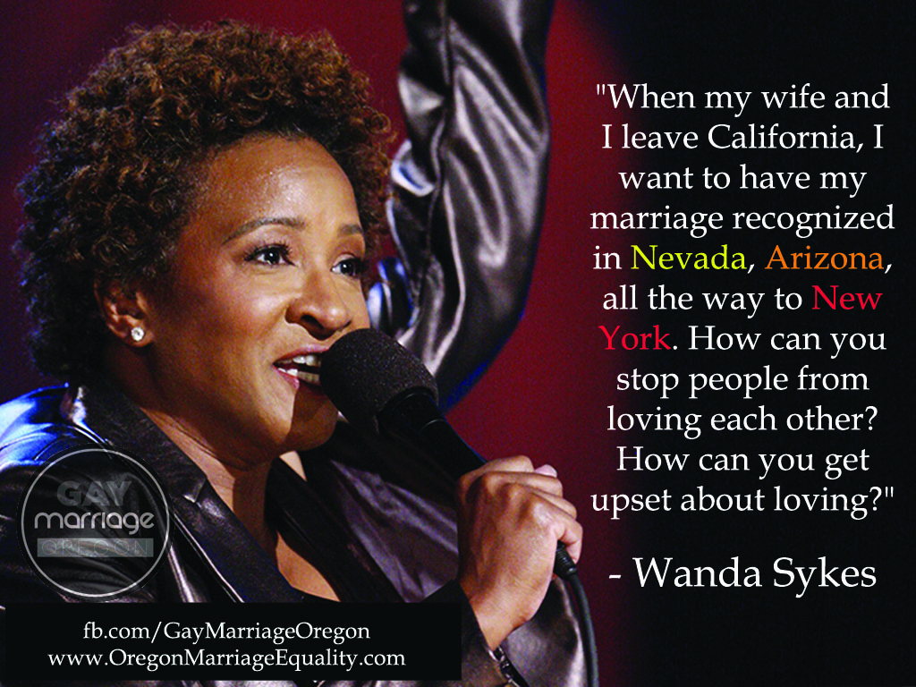 Wanda Sykes's quote #1