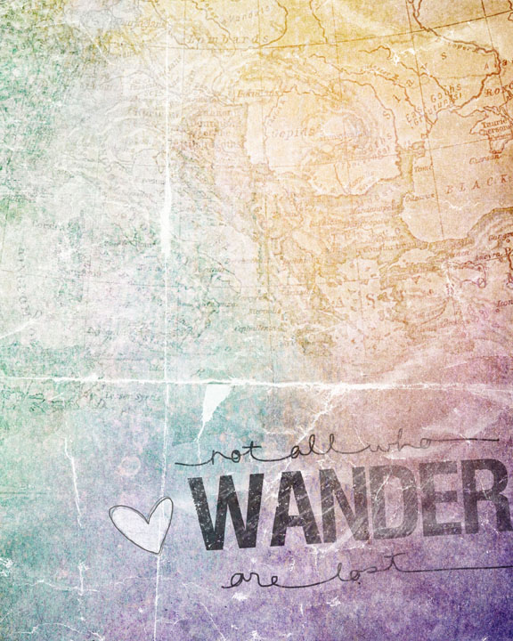 Wander quote #2