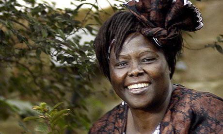 Wangari Maathai's quote #4