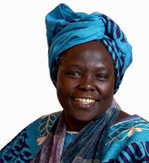 Wangari Maathai's quote #6