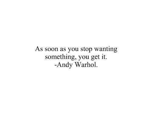 Wanting quote #2
