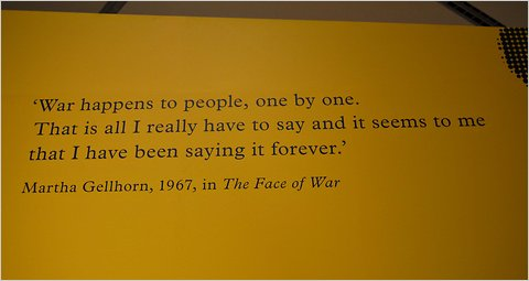 War Correspondent quote #2