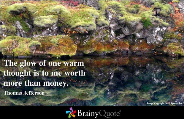 Warm quote #3