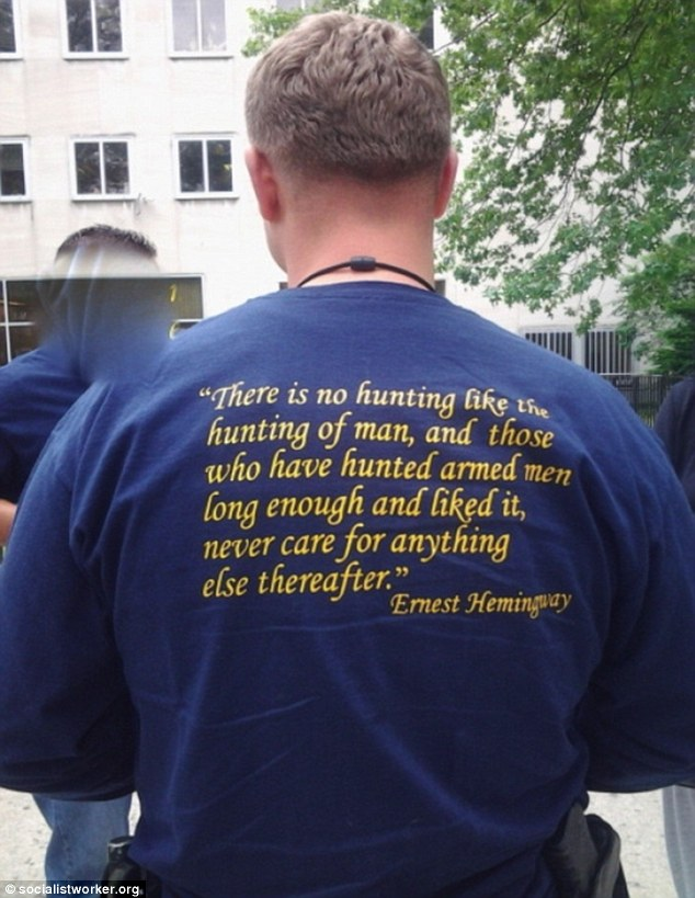 Warrants quote #1