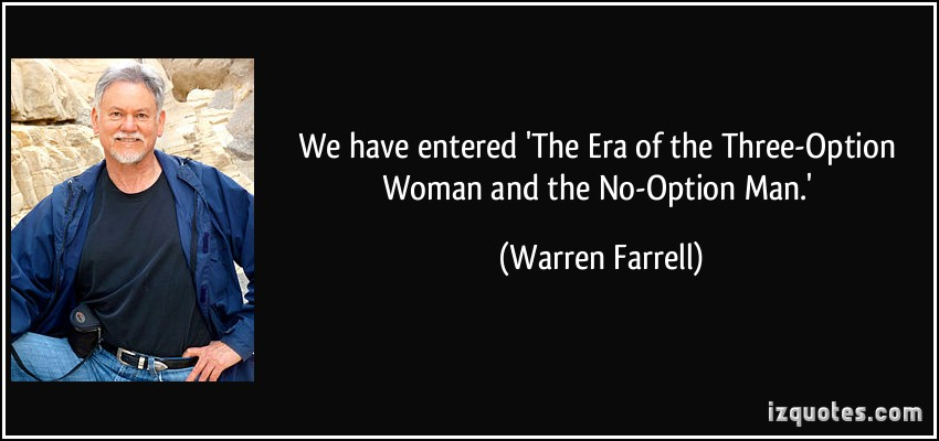 Warren Farrell's quote #4