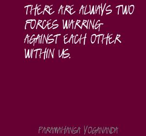 Warring quote #2