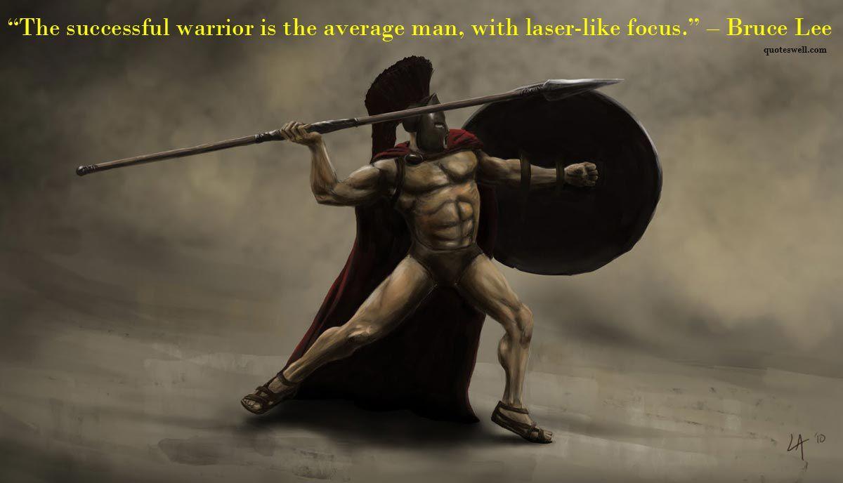 Warrior quote #7