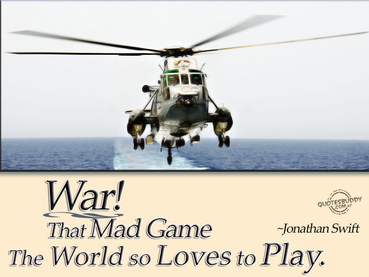 Wars quote #6