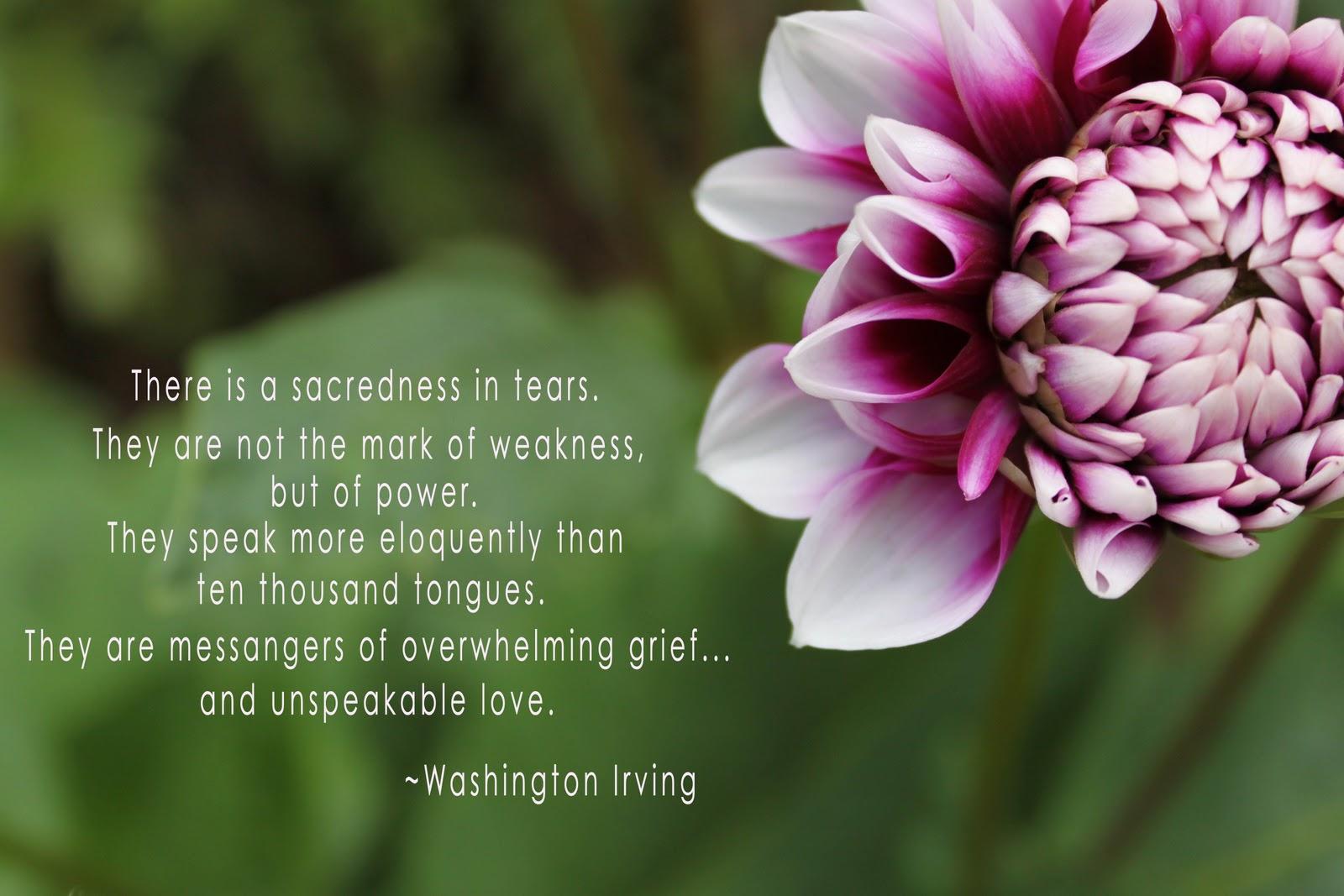 Washington Irving's quote #1