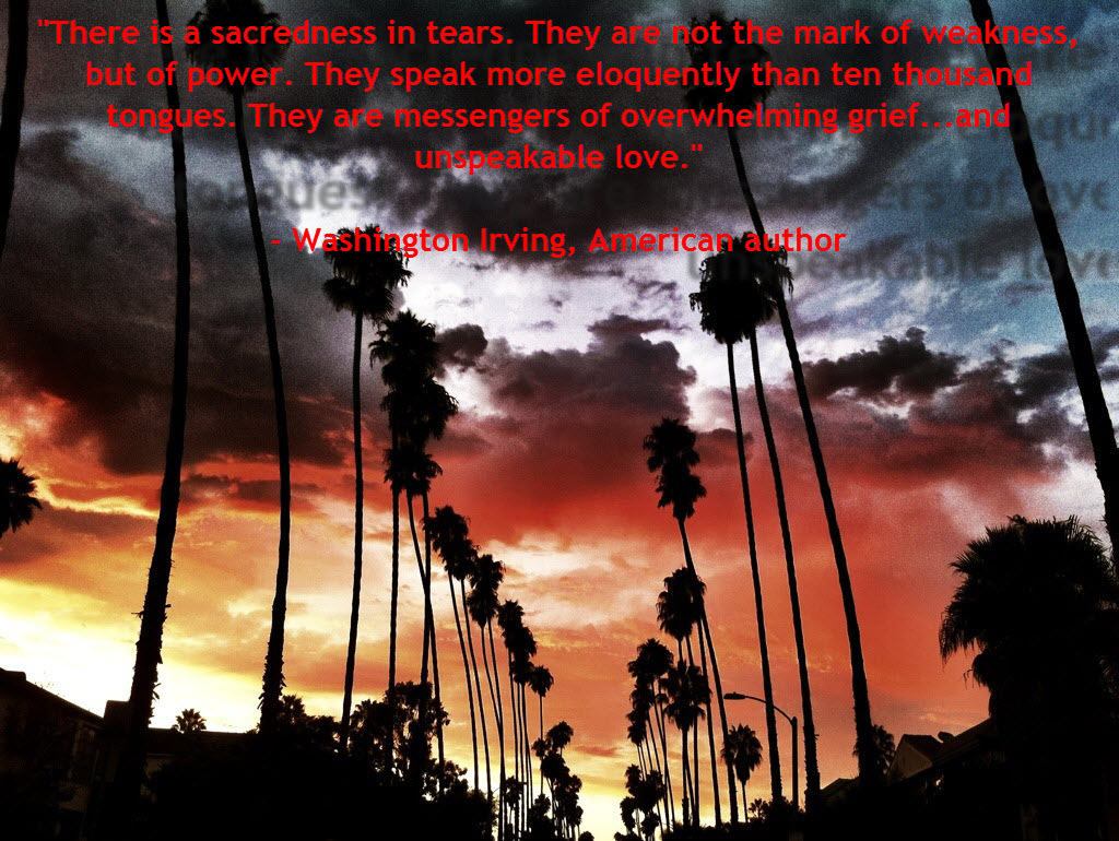 Washington Irving's quote #3