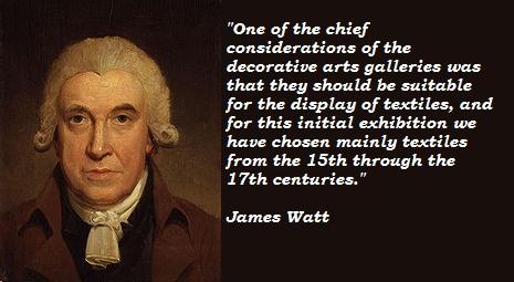 Watt quote #1