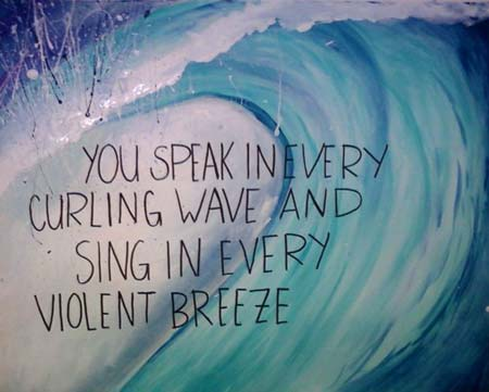 Wave quote #7