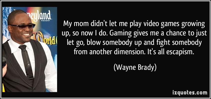 Wayne Brady's quote #2