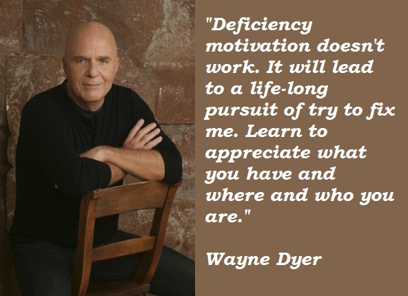 Wayne Dyer's quote #3