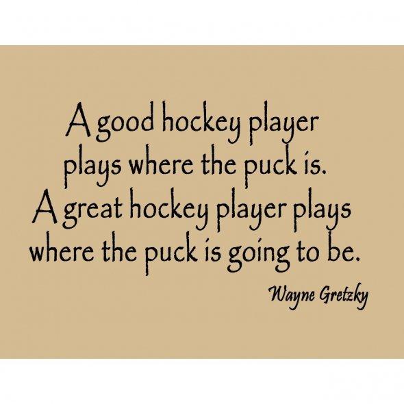 Wayne Gretzky's quote #8