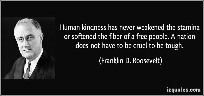 Weakened quote #1