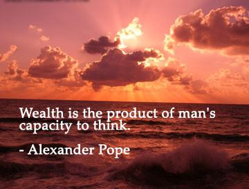 Wealth quote #3