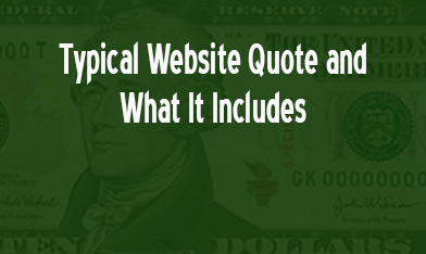 Web Site quote #2